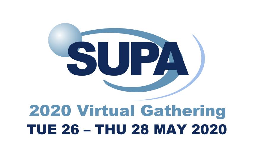 SUPA Virtual Gathering Tue 26 - Thu 28 May 2020