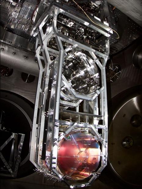 LIGO susoension